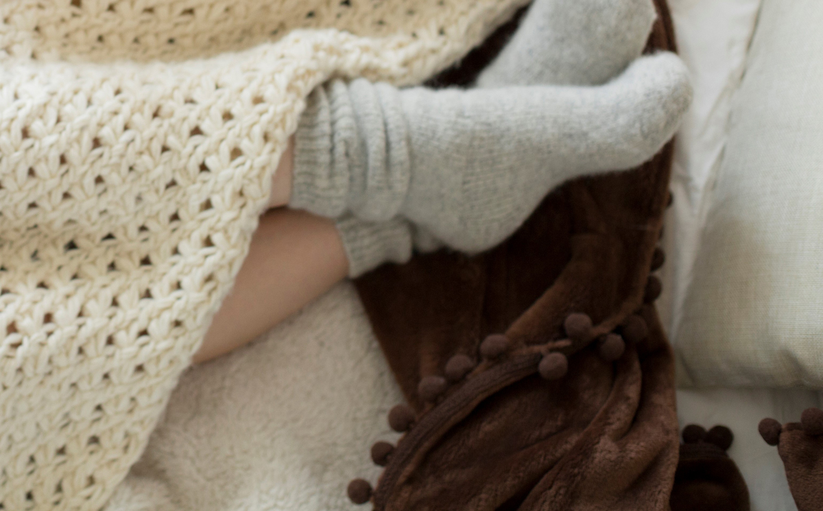 茶色 妊娠 織物